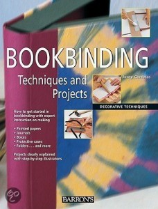 boek: Bookbinding Techniques and Projects