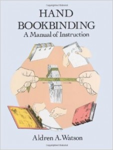 boek: Hand Bookbinding
