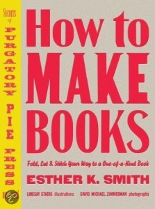 boek: How to make books