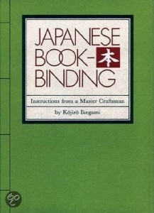 boek: Japanese Bookbinding