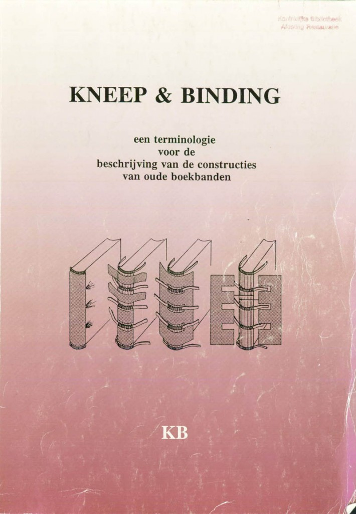 omslag Kneep en binding
