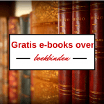 Gratis e-books over boekbinden