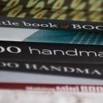 Een stapeltje nieuwe boeken