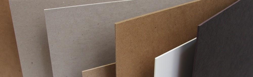karton: verschillende soorten