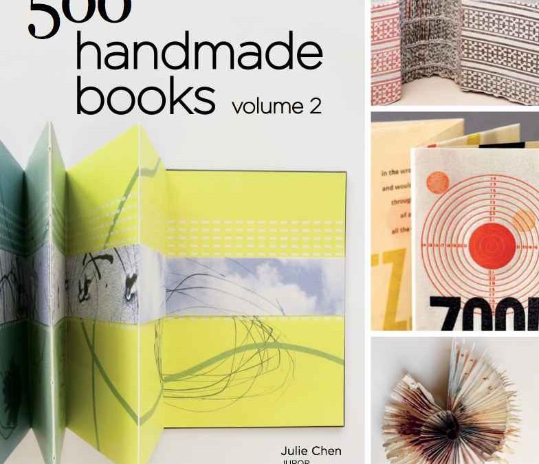 boekbespreking 500 handmade books