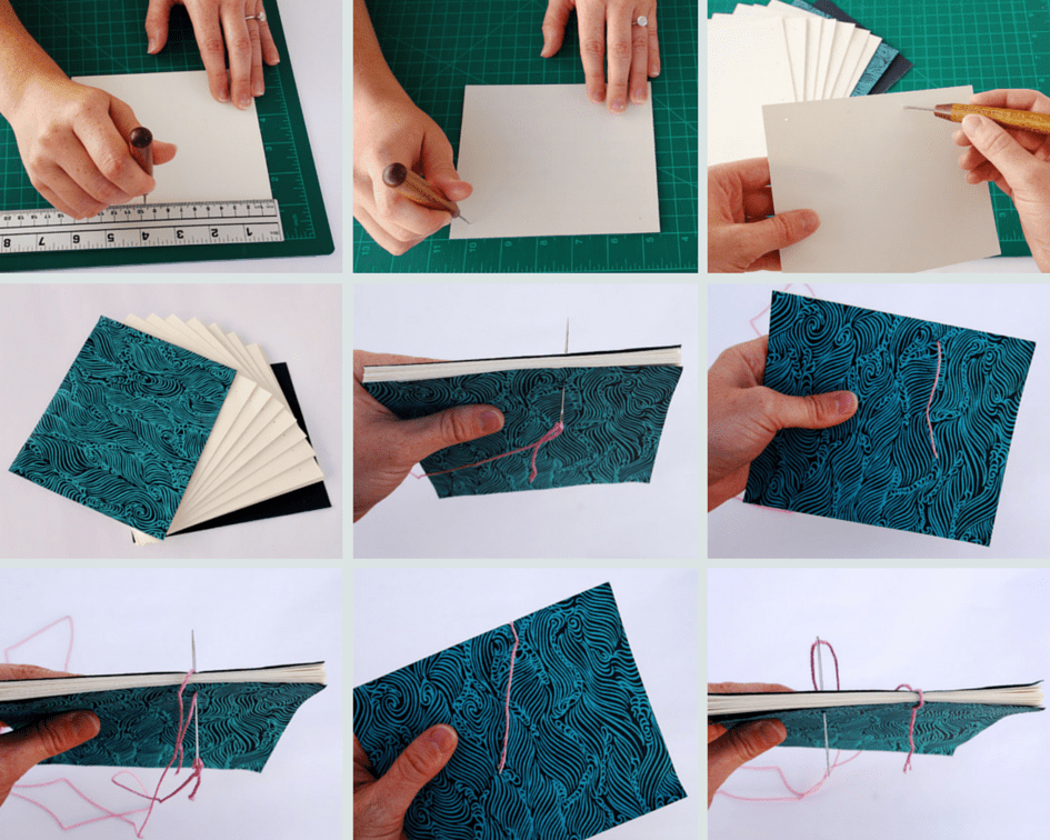 Japanse bindwijze tutorial