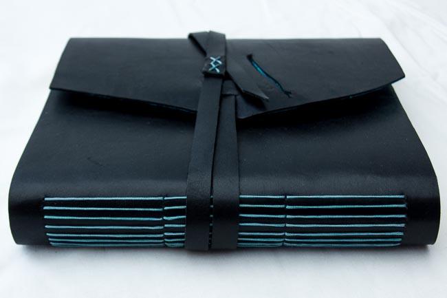 boekbinden - langsteek binding