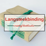 Langsteekbinding – tutorial