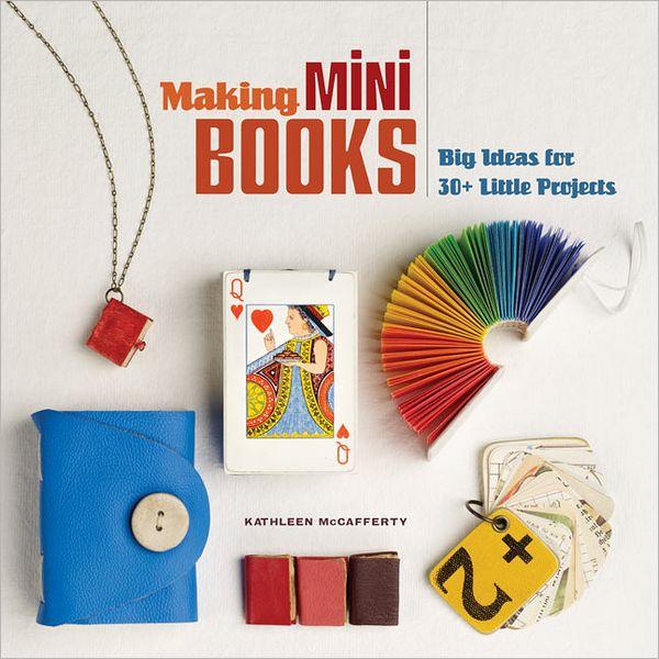 Boekbespreking – miniboekjes maken