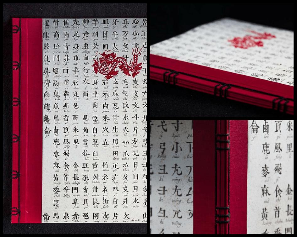 Leen De Vos -japanse binding