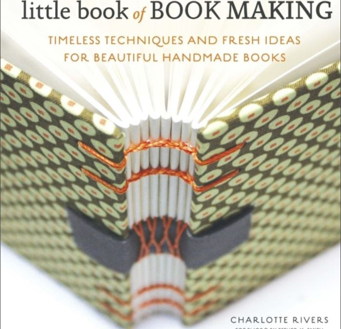 Boekbespreking: Little book of book making