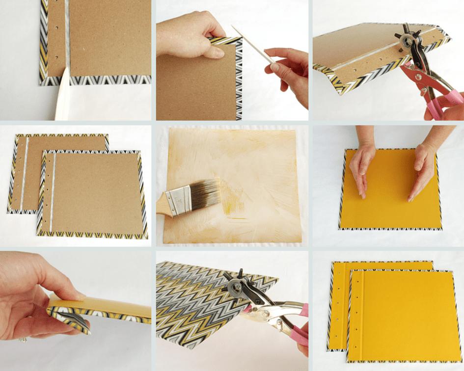 Hoe maak je een boek met verwisselbare pagina 39 s - Een verwijderbare partitie maken ...