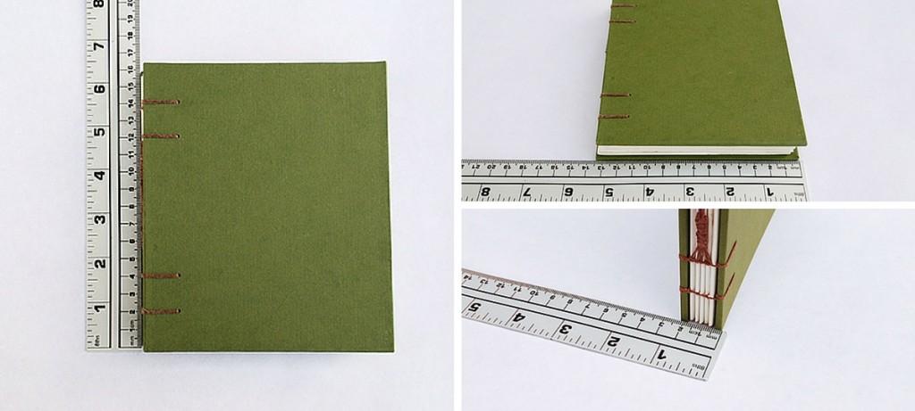 02-japanse wikkel boek afmeten
