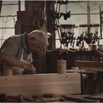 Frank Wiesner maakt ambachtelijk boekbindersgereedschap