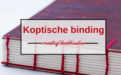 Koptische binding – tutorial