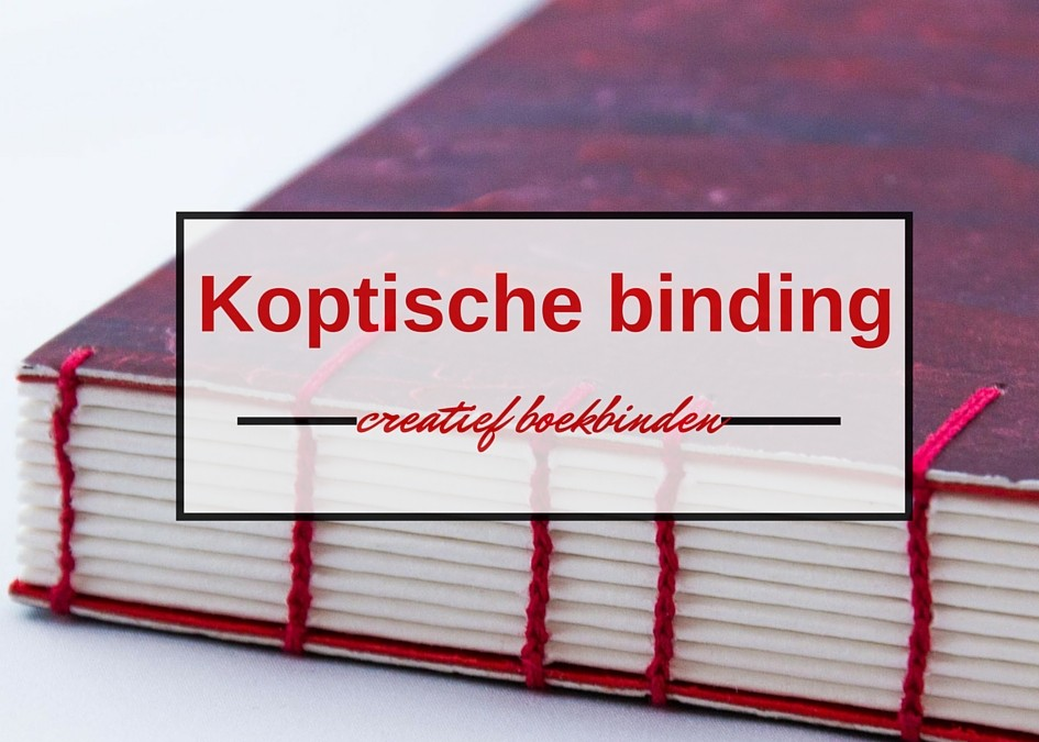 Koptische binding – tutorial