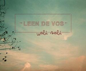 Leen De Vos