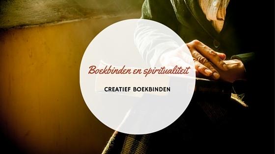 Spirituele benadering van het boekbinden