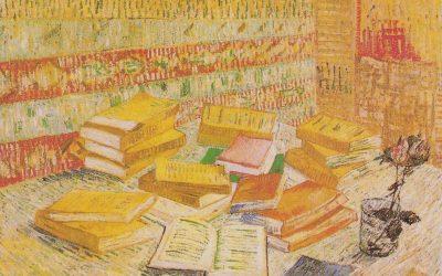10 boeken over boeken