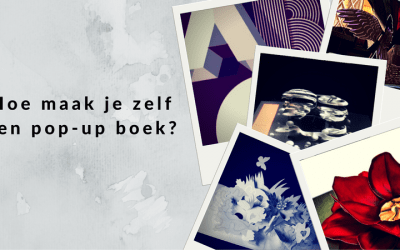 Hoe maak je zelf een pop-up boek?