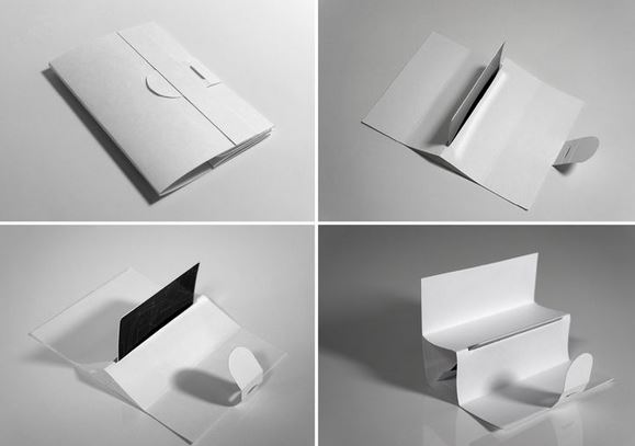 pop-up envelope