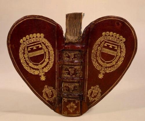 hartvormig liedboek omslag