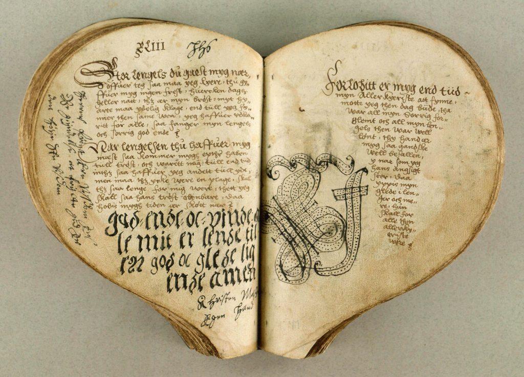 harvormig liedboek binnenkant