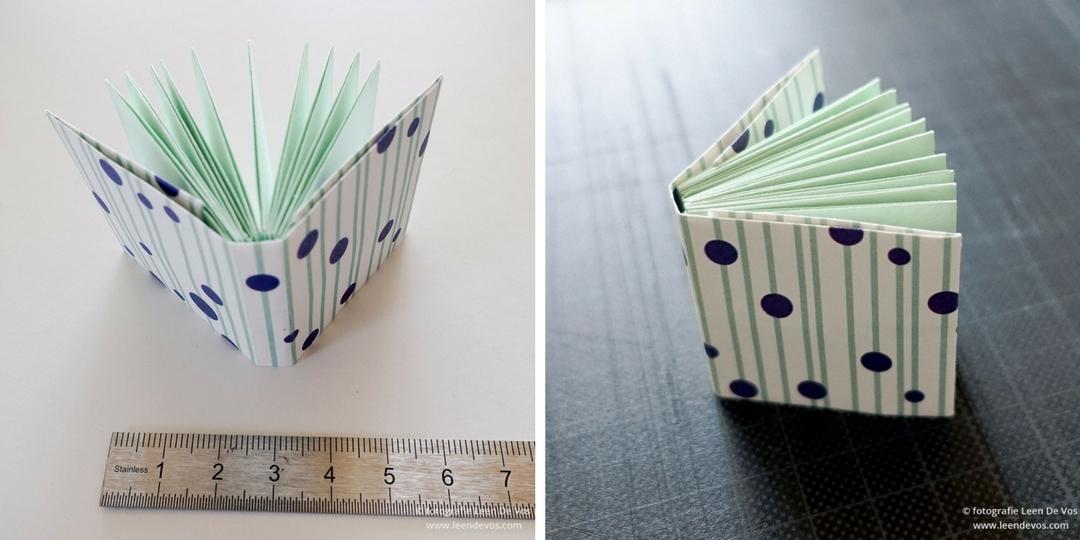 origami boekje